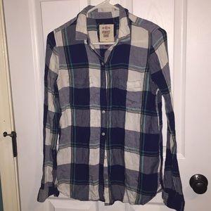 So Button Up Shirt